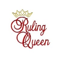 machine embroidery ruling queen script lettering with crown machine embroidery design art pes hus jef dst exp needle passion embroidery npe needlepassion