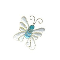 mayfly bug fly critter insect npe needlepassion needle passion embroidery machine embroidery design designs