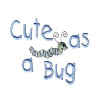 cute as a bug lettering free machine embroidery design download from npe needlepassion needle passion embroidery insect critter worm caterpillar
