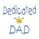 dedicated dad lettering machine embroidery design mom and dad mum needle passion embroidery npe