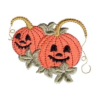 machine embroidery design spooky halloween pumpkins art pes hus jef dst exp needle passion embroidery npe needlepassion
