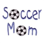 soccer mom lettering machine embroidery design mom and dad mum needle passion embroidery npe
