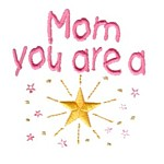free machine embroidery design mom and dad mum needle passion embroidery npe mom you are a star