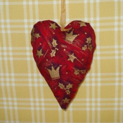 padded heart hanging ornament made in the machine embroidery hoop lavender filled linen heart needle passion embroidery npe