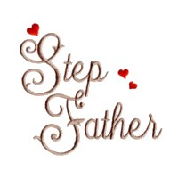 stepfather script lettering machine embroidery design love wedding heart party relative art pes hus dst needle passion embroidery npe