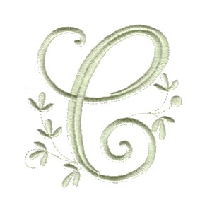 Dot Script Machine Embroidery Alphabet Monogram Fonts Designs Download