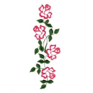 Rose Delight Pack Embellishments Machine Embroidery Designs By